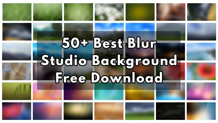 50+ Best Blur Studio Background hd Free Download