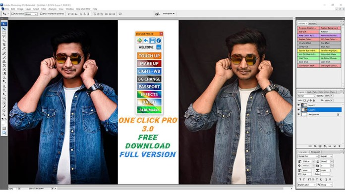 One Click Pro 3.0 Free Download with Crack