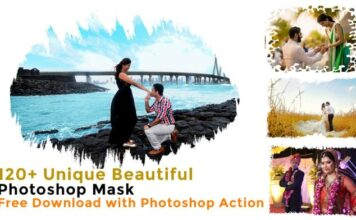 Photoshop Mask Action Free Download
