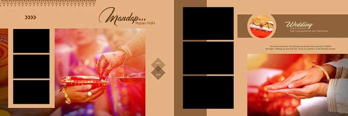 Wedding-Album-Vidhi-PSD-12X36-Free-Download-7
