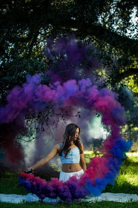 smoke bomb png effect