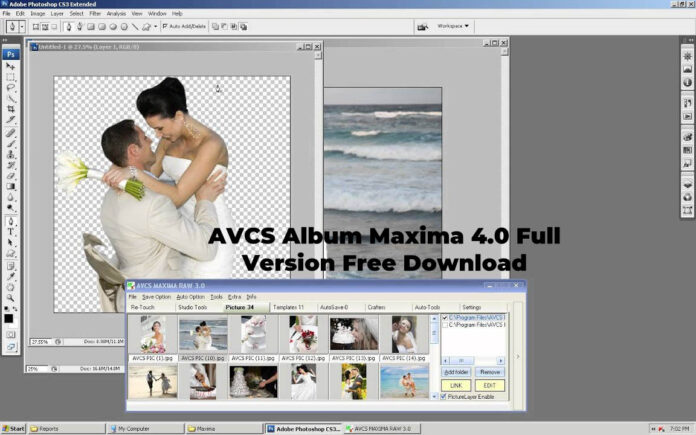 Avcs Album Maxima crack or without dongle