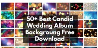 50+ Candid Wedding Album design Background Free Download