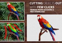 Teorox photo scissors 6 Free download